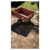 "Yard Cart 33""x43"" Dump Bed"