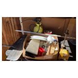 Misc Lot Sprayer 50:1 Mix Plumbing Supplies Pre