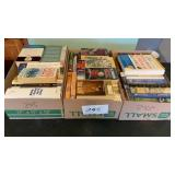 3 Boxes Of Books Nora Roberts Danielle Steele