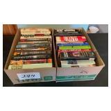 2 Boxes Of Mostly Stephen King Novels