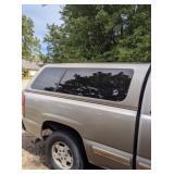 ARE Camper Shell for Chevy Silverado