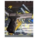 KAHR 40 Cal S&W Pistol