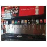 COCA COLA Beverage Dispenser