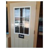 Out interior Door
