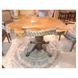 Wood Table (originated 65th/Lewis Area)