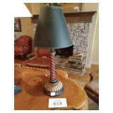TW 406 Lamp and Antique Lamp