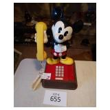 1981 Mickey Mouse Phone
