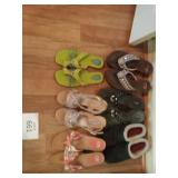 6 pairs Womens Shoes