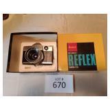 Kodak Instamatic Reflex Camera f/1.9