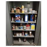 Variety of paint & paint stripping chemicals