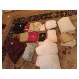 Blankets towels linens bedding queen size