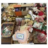 Large Assortment of Christmas Items