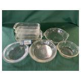 (9) Glass Bakeware