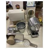 Oster Food Grinder w/ Attachments &