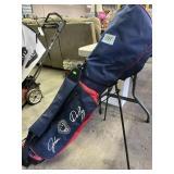 John Daly Golf Clubs & Bag