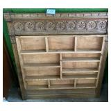 Decorative Incased Shelf