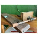 Wood Vise (As-Is)