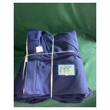(5) Redkap Blue Work Pants 38 x 32
