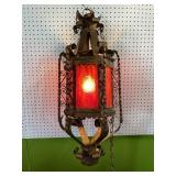 Gothic Style Plug In Light
