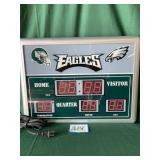 Eagles Score Board