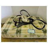 Small John Deere Dog Bed & Horse Leads