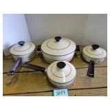 NEW NEVER USED Regal Ware Pots & Pans