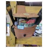 Trailgear Saddlebag & Trailmax Cantle Bag