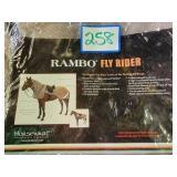 (2) Rambo Fly Rider