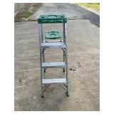Werner 4 Ft. Aluminum Ladder