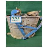 Vintage Mop Bucket