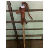 Cast Iron Pitcher Pump (needs rebuilding)