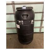 55 Gal. Plastic Drum w/Lid