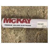 (6)Tubes McKay Premium Welding Electrodes