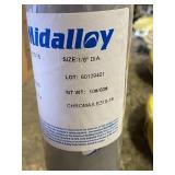 (18)Tubes Midalloy Chromax Welding Electrodes