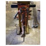 American Pneumatic Tools Jackhammer w/Bit