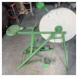 Antique Sharpening Wheel