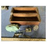 (2)Sewing Cabinet Drawers/Piggy Bank