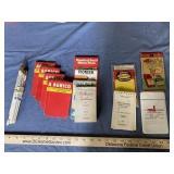 Vintage Note Pads/Pencils Advertising Agrico/DeKal