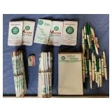 Milford Fertilizer Advertising Pencils, Pens, Note