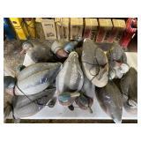 (12)Assorted Duck Decoys