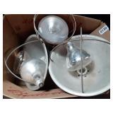 Assorted Heat Lamps