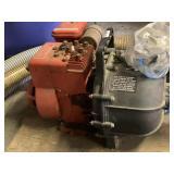 Homelite Sump Pump With a Hose
