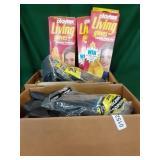 Large Assortment of Neoprene & Latex Gloves