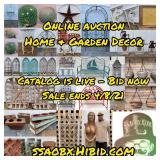 Home & Garden Decor Sale 4/8/21