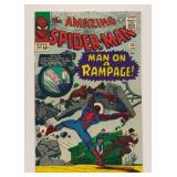 MARVEL COMICS AMAZING SPIDER-MAN #32 SILVER AGE