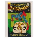 MARVEL COMICS AMAZING SPIDER-MAN #35 SILVER AGE