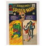 MARVEL COMICS AMAZING SPIDER-MAN #37 SILVER AGE