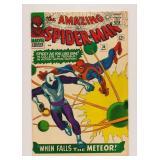 MARVEL COMICS AMAZING SPIDER-MAN #36 SILVER AGE