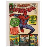 MARVEL COMICS AMAZING SPIDER-MAN #38 SILVER AGE