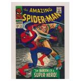 MARVEL COMICS AMAZING SPIDER-MAN #42 SILVER AGE